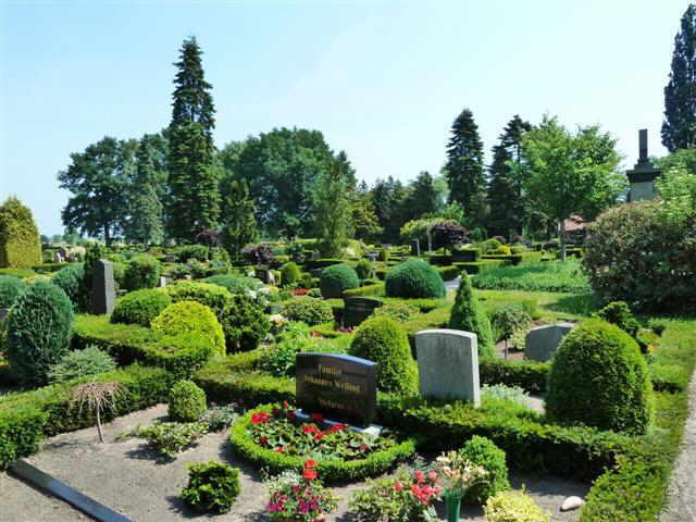 Friedhof Hasbergen