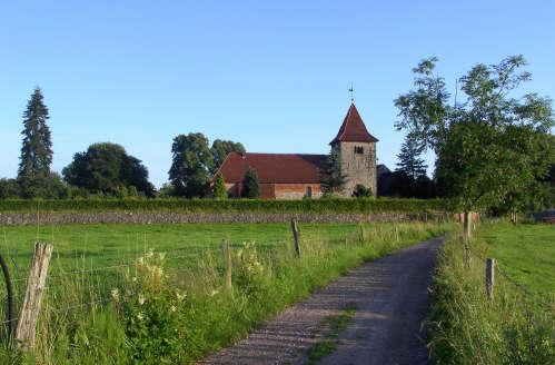 St. Laurentius-Kirche Hasbergen